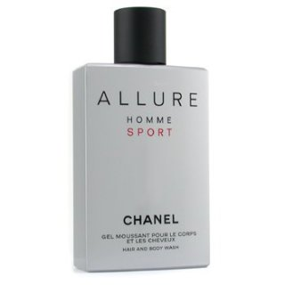 Chanel Allure Homme sprchový gel 200 ml