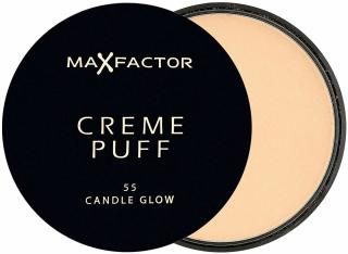 Max Factor Creme Puff Refill Powder 55 Candle Glow pudr 21 g