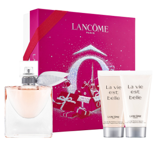 Lancome La Vie Est Belle SET - Eau de Parfum 50 ml + body lotion 50 ml + shower gel 50 ml