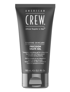 American Crew Precision Shave Gel gel na holení 150 ml