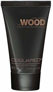 Dsquared2 He Wood Rocky Mountain Men sprchový gel 100 ml