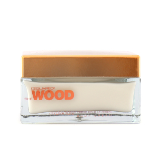 Dsquared2 She Wood tělový krém - tester 200 ml