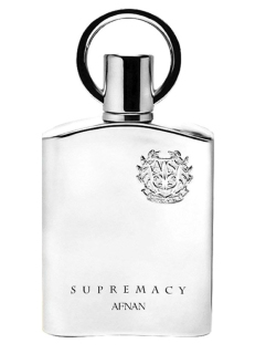 Afnan Supremacy Silver Man Eau de Parfum 100 ml