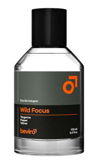 Beviro Wild Focus Men Eau de Cologne 100 ml