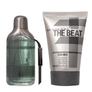 Burberry The Beat Men dárková sada - Eau de Toilette 50 ml + sprchový gel 100 ml