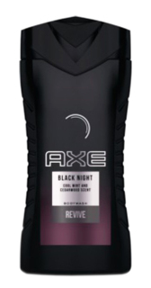 Axe Black Night sprchový gel 250 ml