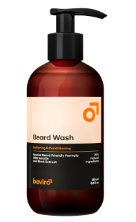 Beviro Beard Wash šampon na plnovous 250 ml