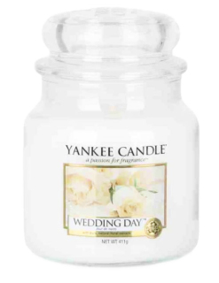 Yankee Candle Classic Wedding Day vonná svíčka