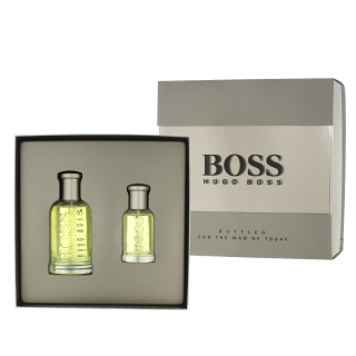 Hugo Boss Bottled Men dárková sada - Eau de Toilette 100 ml + Eau de Toilette 30 ml