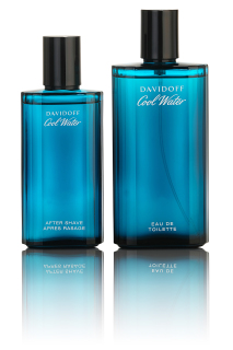 Davidoff Cool Water Men dárková sada - Eau de Toilette 125 ml + voda po holení 75 ml