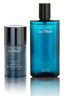 Davidoff Cool Water Men dárková sada - Eau de Toilette 125 ml + deostick 75 ml