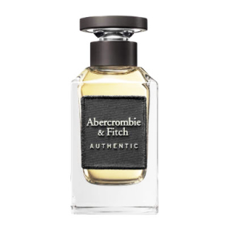 Abercrombie & Fitch Authentic Men Eau de Toilette 50 ml