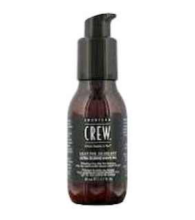 American Crew Ultra Gling Shave Oil olej na vousy 50 ml