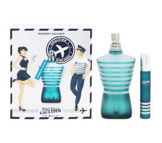 Jean Paul Gaultier Le Male SET - Eau de Toilette 125 ml + Eau de Toilette 20 ml