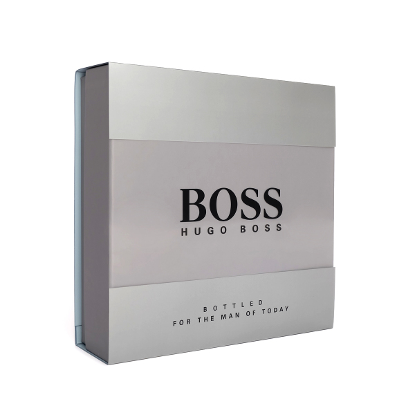 Hugo Boss Boss Bottled Men dárková sada - Eau de Toilette 100 ml + Eau de Toilette 30 ml