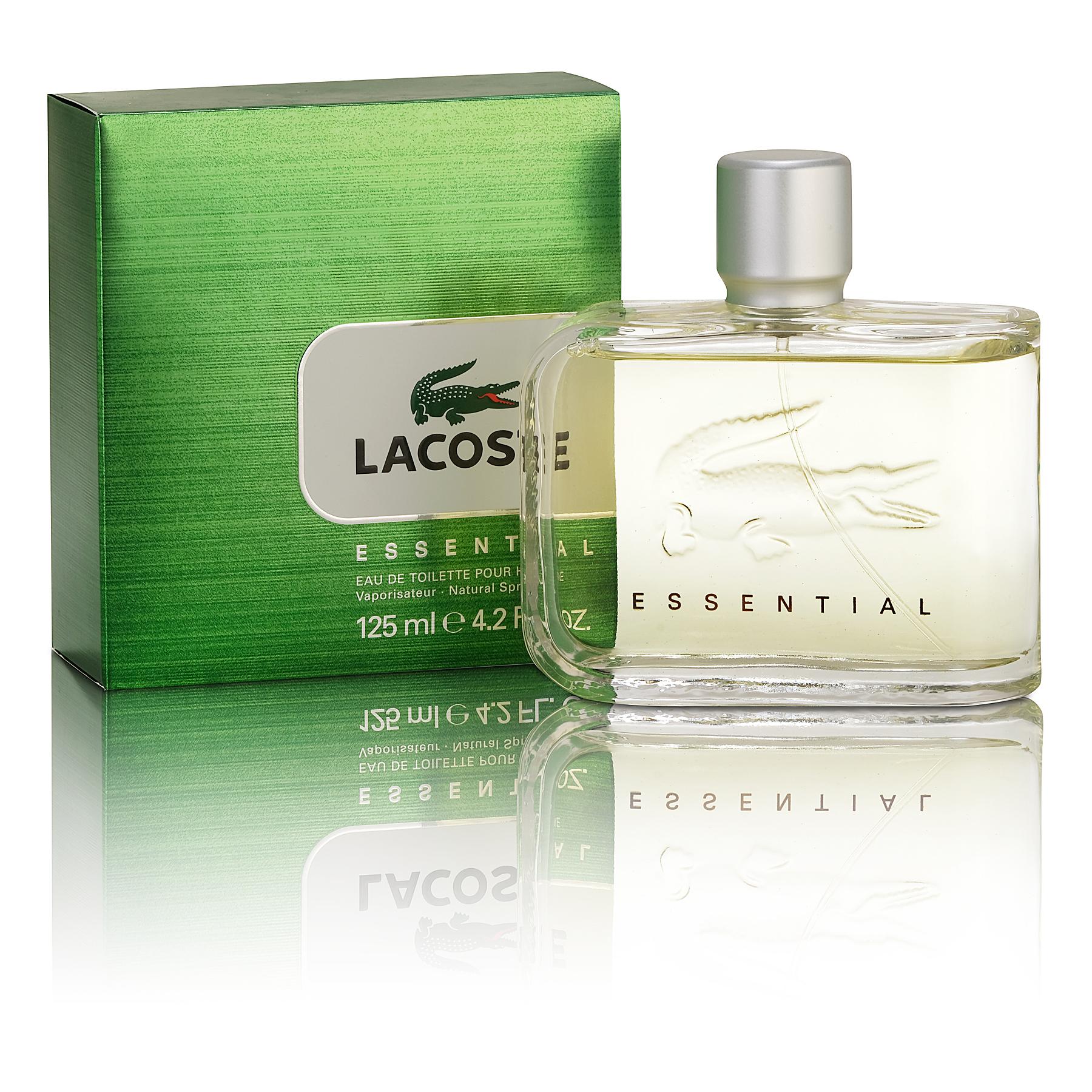 1abc042ba13 Lacoste Essential Men Eau de Toilette 125 ml. 805 Kč 665